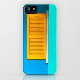Folly Blues iPhone Case