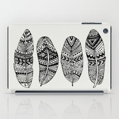 Feathers Of My Life iPad Case