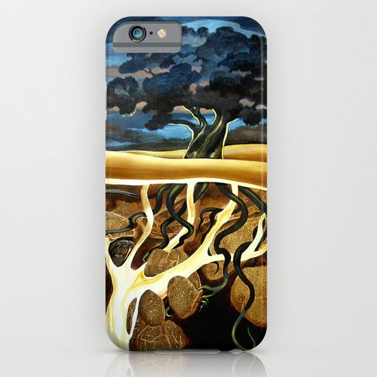Sleep At Last iPhone & iPod Case