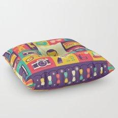 Upside Down Floor Pillow