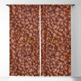 Baked Beans Pattern Blackout Curtain