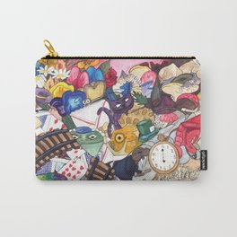 Alice's Objects Carry-All Pouch