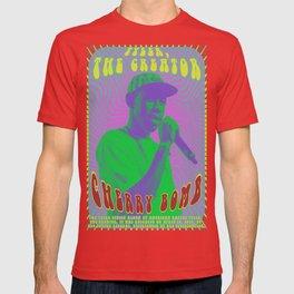 Psychodelic Hip-Hop Poster Series / Tyler, The Creator T-shirt