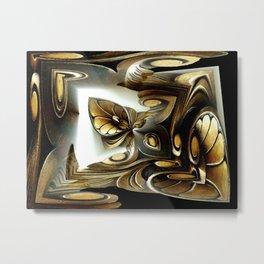 Acanthus Metal Print