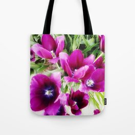 Tulips of Abbotsford Tote Bag