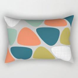 MCM Lozenge Rectangular Pillow