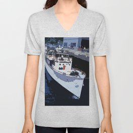 Ballard Locks Unisex V-Neck