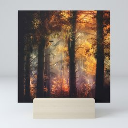 Glowing Dreams Mini Art Print