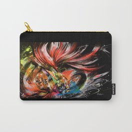 'Hikaritokage' by Taka Sudo Carry-All Pouch