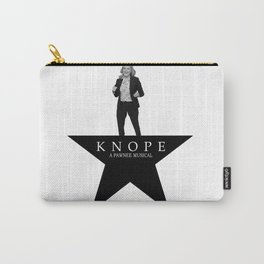 Parks and Ham - Knope the Musical Carry-All Pouch