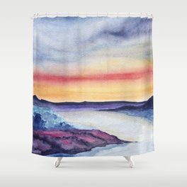 Abstract nature 08 Shower Curtain