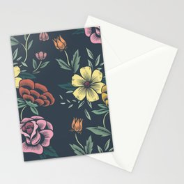 Floral Art #8 Stationery Cards