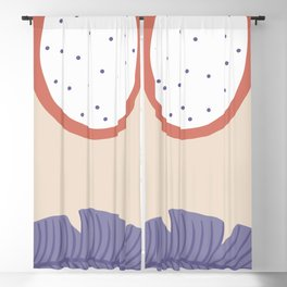 Papaya Blackout Curtain