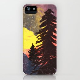 Lost in the Color... iPhone Case
