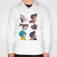 gorillaz Hoodies featuring Bandit Days by Philtomato