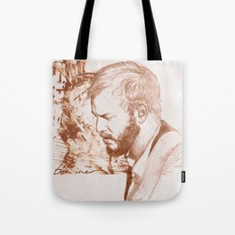 Bon Iver (Justin Vernon) Tote Bag