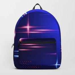 Glimpse of Cyberpunk Backpack