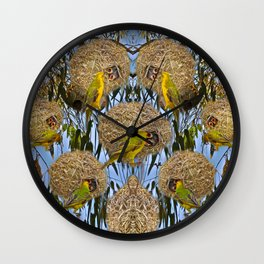 Parenting Wall Clock