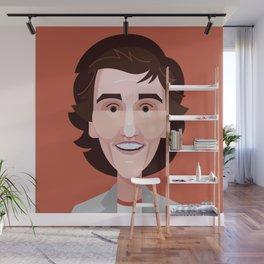 Comics of Comedy: Tig Notaro Wall Mural