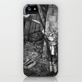 Wishes Come True iPhone Case