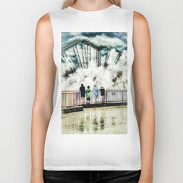 Days Of Summer Biker Tank