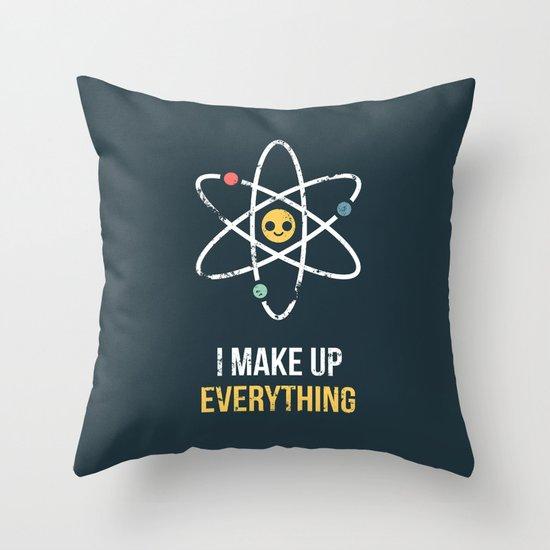 Never Trust an Atom by slugbunny