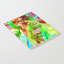 Pastel Gemstones Notebook