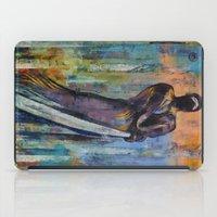 ninja iPad Cases featuring Ninja by Michael Creese