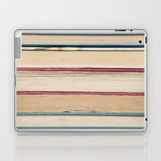 you cannot open a book without learning something Laptop & iPad Skin