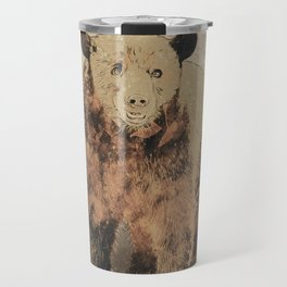 Formosan Black Bear Travel Mug