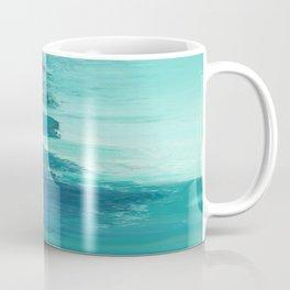 Pixel Sorting 49 Coffee Mug