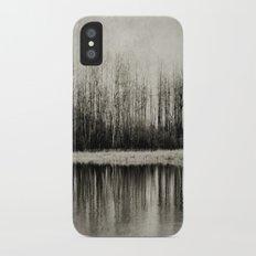 Solitude Revisited Slim Case iPhone X