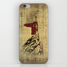 Merry Christmas and Happy Holidays to all! iPhone & iPod Skin