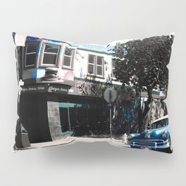 San Francisco Car Pillow Sham