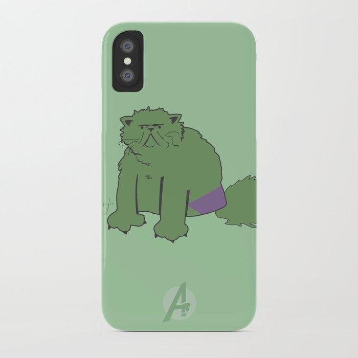 The Incatable Hulk iPhone Case