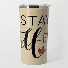 FALL (for) EVER Travel Mug