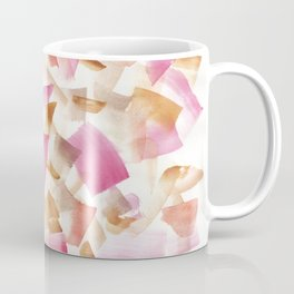 180719 Koh-I-Noor Watercolour Abstract 11| Watercolor Brush Strokes Coffee Mug