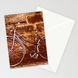 old bike picture  Stationery Cards