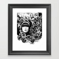 gritty Framed Art Print