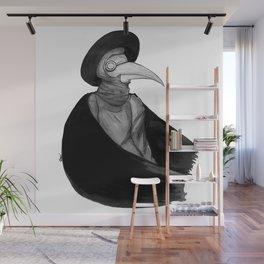 Plague Doctor by Studinano Wall Mural