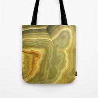 white marble Tote Bags featuring Marble by Patterns and Textures