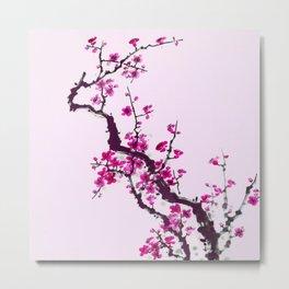 van gogh blossoms Metal Print