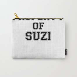 Property of SUZI Carry-All Pouch
