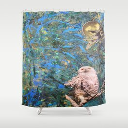 Once Upon a Night Shower Curtain