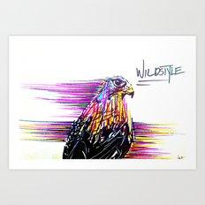 Wildstyle Art Print