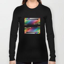 Swatches *Design Nerd Colours Geek Long Sleeve T-shirt