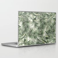 palms Laptop & iPad Skins featuring palms by .eg.