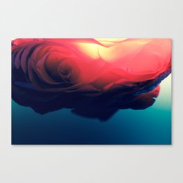 Yet Another Rose Canvas Print
