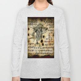 Cthulhu Rises Long Sleeve T-shirt