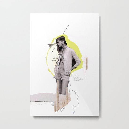 AEROPLANE2010 Metal Print